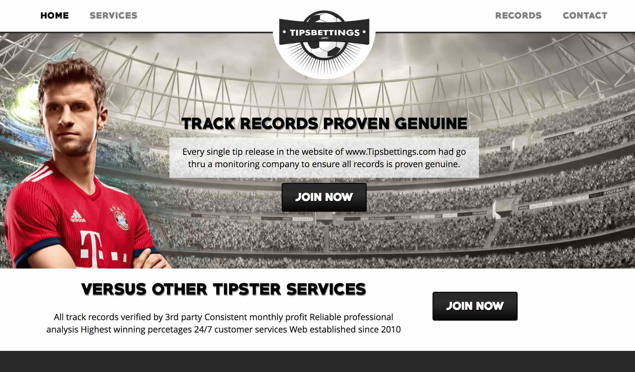 Betting-Advise com verified soccer betting tipsters